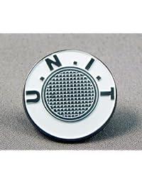 Metal Enamel Pin Badge Metal Doctor Who Torchwood UNIT Insignia Symbol