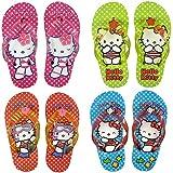 Hello Kitty Flip Flops Pink