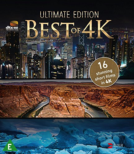 Best of 4K [Ultimate Edition UHD] [Blu-ray]