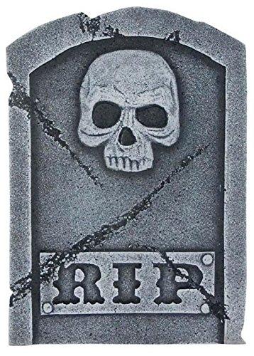 n Rip & Skull 40 cm (Zombie Deko Ideen)
