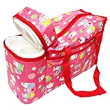 Ole Baby Premium Flower Diaper Bags With...