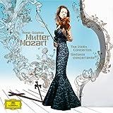 Anne-Sophie Mutter: Mozart - The Violin Concertos; Sinfonia Concertante