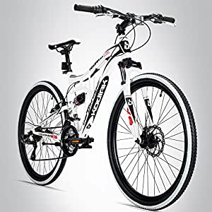 bergsteiger kodiak 26 zoll mountainbike geeignet ab 160. Black Bedroom Furniture Sets. Home Design Ideas