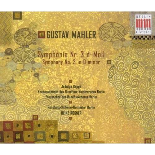 Symphony No. 3 in D minor: III. Tempo I