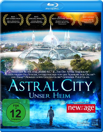Astral City - Unser Heim (Blu-ray) (City Blu Ray Sound)