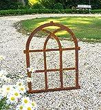 Antikas - Eisenfenster Terrassenmauer, Fenster Gartenmauer, Stallfenster wie antik - Gotha