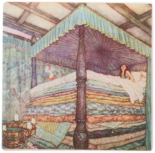 0,3x 0,6cm Maus Pad, Bild von Vintage Illustration Prinzessin N der Erbse PD uns (MP _ 119578_ 1) (Bilder Von Erbse)