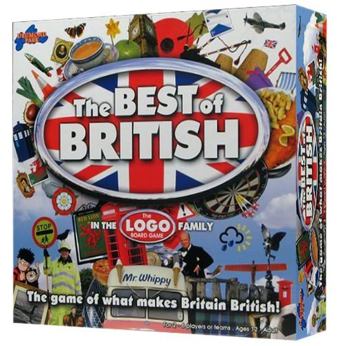 Drumond Park Best of British Board Game
