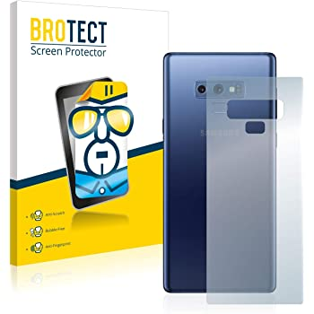 BROTECT Pour Samsung Galaxy Note 9 Arriere Protection Ecran 2 Pieces