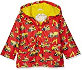 Hatley Boy's Classic Printed Rain Jacket Raincoat