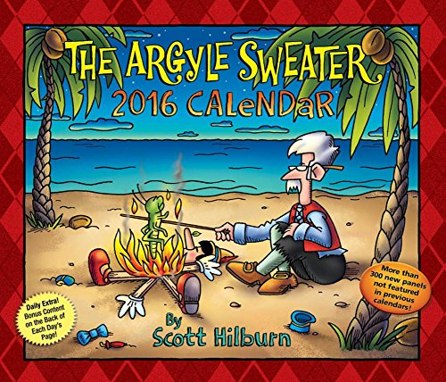The Argyle Sweater 2016 Day-to-Day Calendar
