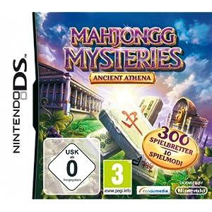 Mahjongg Mysteries – Ancient Athena NDS