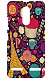 #10: GOON SHOPPING HIGH QUALITY PRIENTED BACK CACE COVER FOR LENOVO-K6 POWER MULTI-36