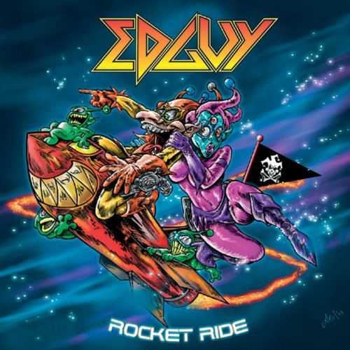 Rocket Ride (New Version) [Exp...