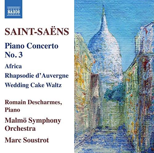 Concerto pour piano n° 3 - Africa - Rhapsodie d'Auvergne - Wedding Cake Waltz