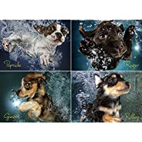 Comparador de precios Willow Creek Press Underwater Puppies Jigsaw Puzzle (1000-Piece) by Willow Creek Press - precios baratos