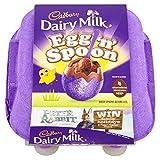 Cadbury Dairy Milk Egg 'n' Spoon Chocolate, 136g