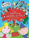 La varita perdida de Holly (El pequeño reino de Ben y Holly. Busca y encuentra)