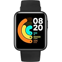 """Xiaomi Mi Watch Lite Smartwatch (1,4"""" TFTLCD-Touchscreen; Messung und Überwachung Herzfrequenz, Schlafzyklus; GPS…"""