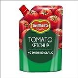 Del Monte Tomato Ketchup No Onion No Garlic Pouch, 950 g