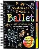 Ballet Scratch and Sketch (Art Activity Book)