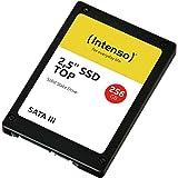 Intenso 3812440 Hårddisk Lagring 256 GB, SSD Sata III, Svart