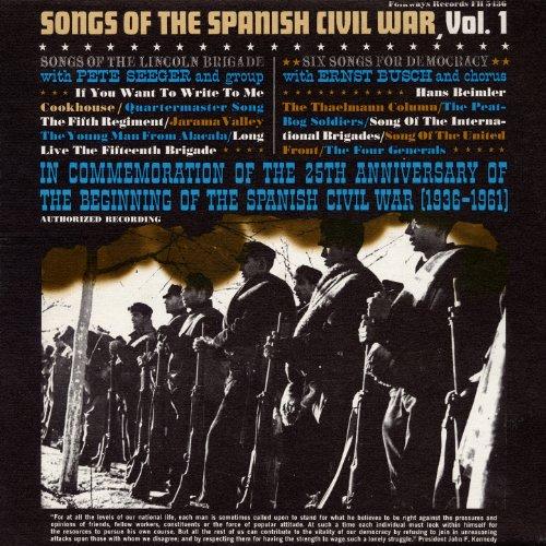 Viva La Quince Brigada (Long Live the 15th Brigade)