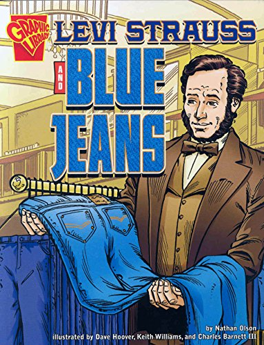 Levi Strauss and Blue Jeans (Inventions and Discovery) Childrens Place Blue Jean