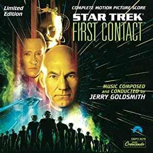 Star Trek: First Contact [Import anglais]