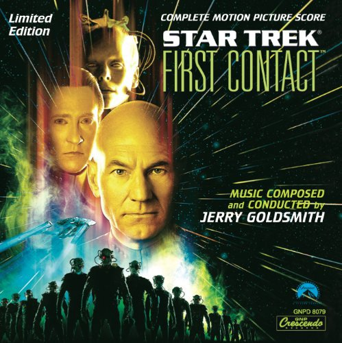 Star Trek 8 - First Contact (Limited Edition) (S/n Ed Limited)
