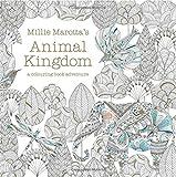 Millie Marotta's Animal Kingdom - A Colouring Book Adventure
