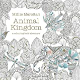 Millie Marotta's Animal Kingdom - A Colouring Book Adventure (Paperback)
