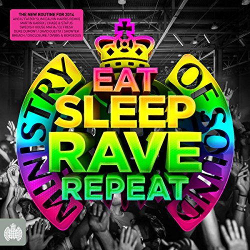 Eat, Sleep, Rave, Repeat (Calvin Harris Remix)