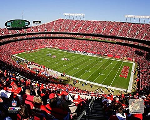 Arrowhead Stadium 2014 Photo Print (27,94 x 35,56 cm)