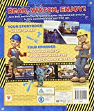 Bob the Builder Book and DVD: Dream Big Storybook & DVD! (Storybook and DVD)