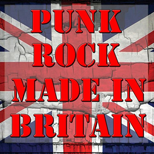 Punk Rock Made In Britain