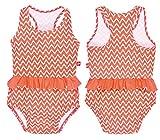 Lässig LSFTKSG000-06 Splash und Fun Tanksuit girls, S / 6 Monate, mehrfarbig