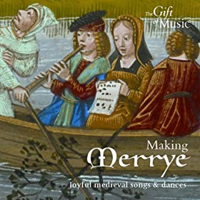 Medieval Music (Joyful Song and Dances)