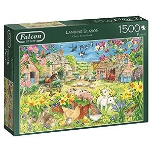 Jumbo- Lambing Season Puzzle de 1000 Piezas (11213.0)