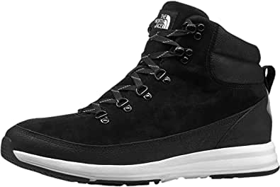 The North Face Men's M Back-to-Berkeley Redux Leather Low-Top Sneakers
