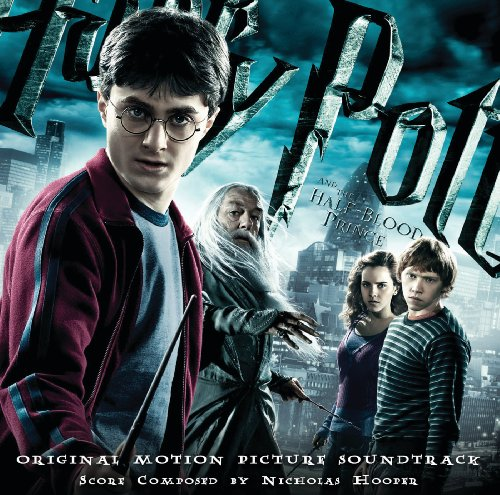 Harry Potter And The Half-Bloo...