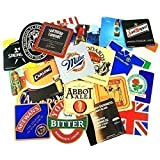 Alfombrillas Posavasos Cerveza Tradicional Pub (Pack de 25)