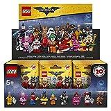 Lego - 6175009 - Minifigures Box Lego Batman Movie (71017 x 60 pz)