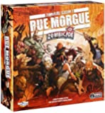 Cool Mini Or Not GUG0048 - Brettspiele, Zombicide Season 3 Rue Morgue - Englisch
