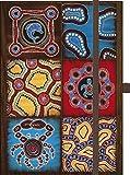 Premium Timer Big34;Australia - Mosaik I34; 2016: Buchkalender mit hochwertiger Folienveredelung und Prägung