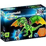 Playmobil Super 4 - Dragon de Kingsland con Alex (9001)