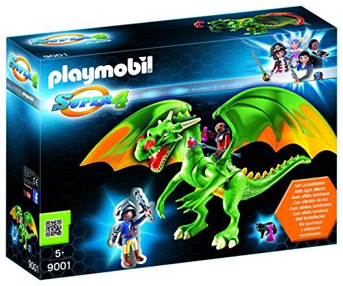 Playmobil Super 4 Super 4 Playset 9001