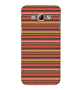 Ebby Premium Printed Back Case Cover With Full protection For Samsung Galaxy A3 (2015 Old Version) / Samsung Galaxy A3 A300F (2015) (Designer Case)