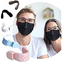 CLAY™ Pince nez, masque, anti buée, accessoire. Empêche la buée sur les lunettes. 5 protections, ponts de nez…