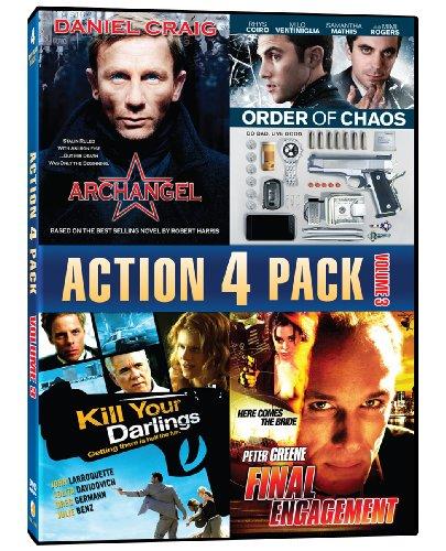 Preisvergleich Produktbild Action 4 Pack: Vol. 3 (Archangel / Order of Chaos / Kill Your Darlings / Final Engagement)